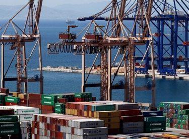 Ελλάδα: Νέο ρεκόρ για τις ελληνικές εξαγωγές στα 33,4 δισ. ευρώ