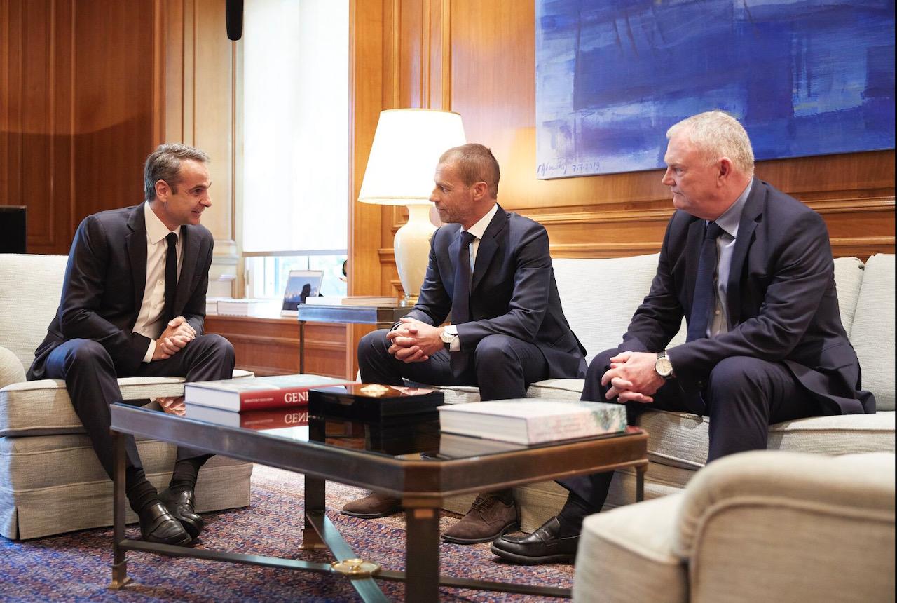 Ελλάδα: Υπογράφτηκε το συνυποσχετικό με UEFA και FIFA για την αναμόρφωση του ελληνικού ποδοσφαίρου