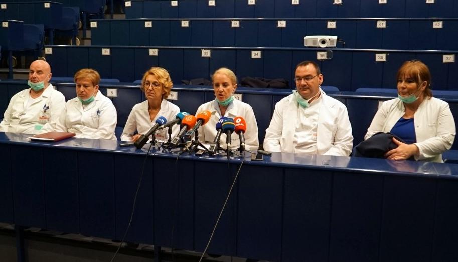 Βοσνία-Ερζεγοβίνη: Πληθώρα ύποπτων αλλά ανεπιβεβαίωτων περιστατικών κορονοϊού