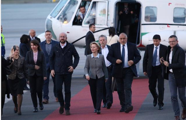 Borissov: «Αγωνιζόμαστε για καλή γειτονία, κατανόηση και ειρήνη»
