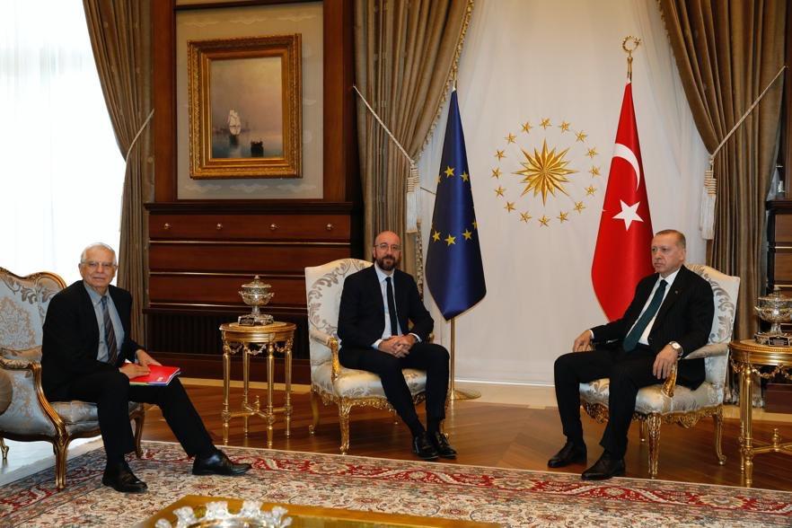 Michel: Η δήλωση ΕΕ-Τουρκίας παραμένει η βάση της εταιρικής μας σχέσης για τη μετανάστευση