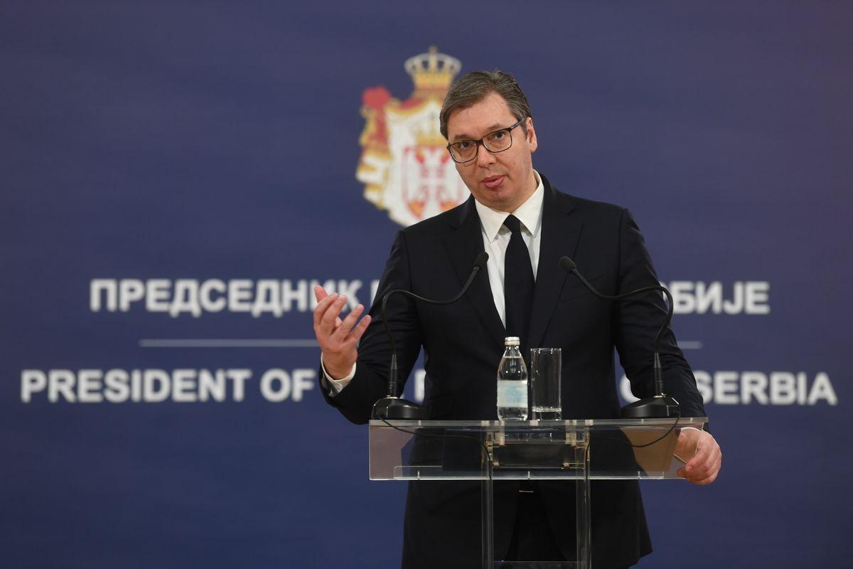 Σερβία: Ανακάλεσε την απόφαση απέλασης του Μαυροβούνιου πρέσβη από το Βελιγράδι ο Vučić