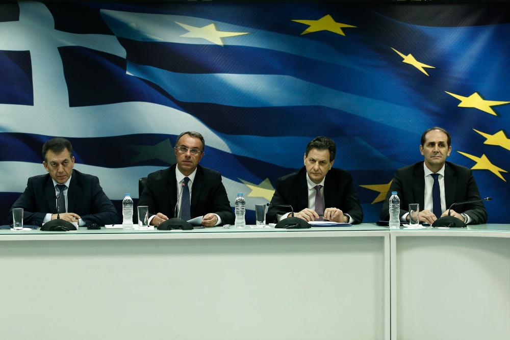 Τα πρώτα οικονομικά μέτρα για τον κορωναϊό στην Ελλάδα