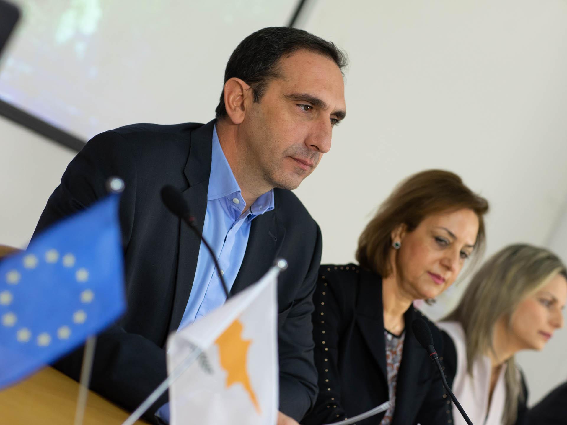 Κύπρος: Μέτρα για τον κορωνοϊό ανακοινώθηκαν από τον Υπουργό Υγείας
