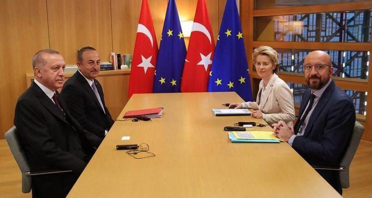 Τουρκία: Συνάντηση με τον Erdogan στις 6 Απριλίου θα έχουν Michel και der Leyen