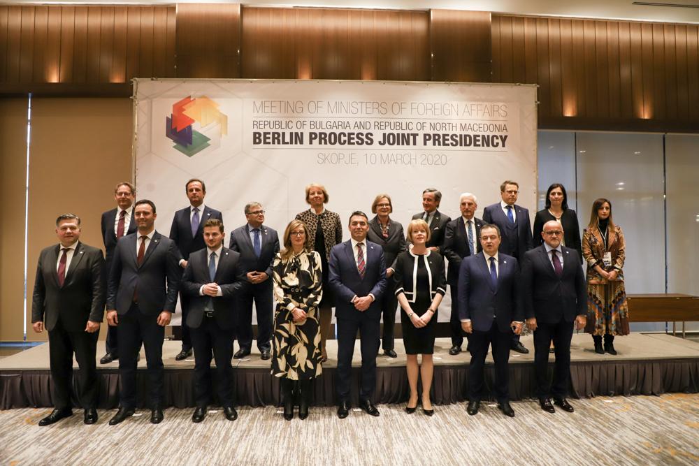 Dimitrov: Το ταξίδι των Δυτικών Βαλκανίων προς την ΕΕ θυμίζει το ταξίδι του Οδυσσέα- αλλά θα φτάσουμε στην Ιθάκη