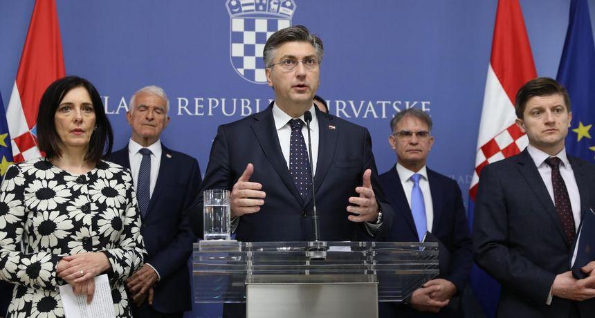 Κροατία: Ανακοίνωση μέτρων για την αντιμετώπιση της διασποράς του κορωνοϊού