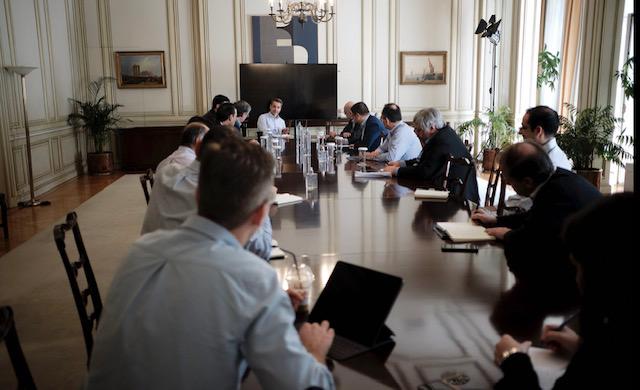 Ελλάδα: Νέα μέτρα πρόληψης για τον κορωνοϊό ανακοίνωσε η κυβέρνηση