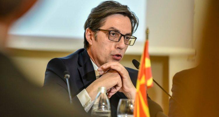 Pendarovski: Εξωφρενικό να συζητήσουμε αλλαγή Συντάγματος ή αλλαγή της Συμφωνίας με τη Βουλγαρία