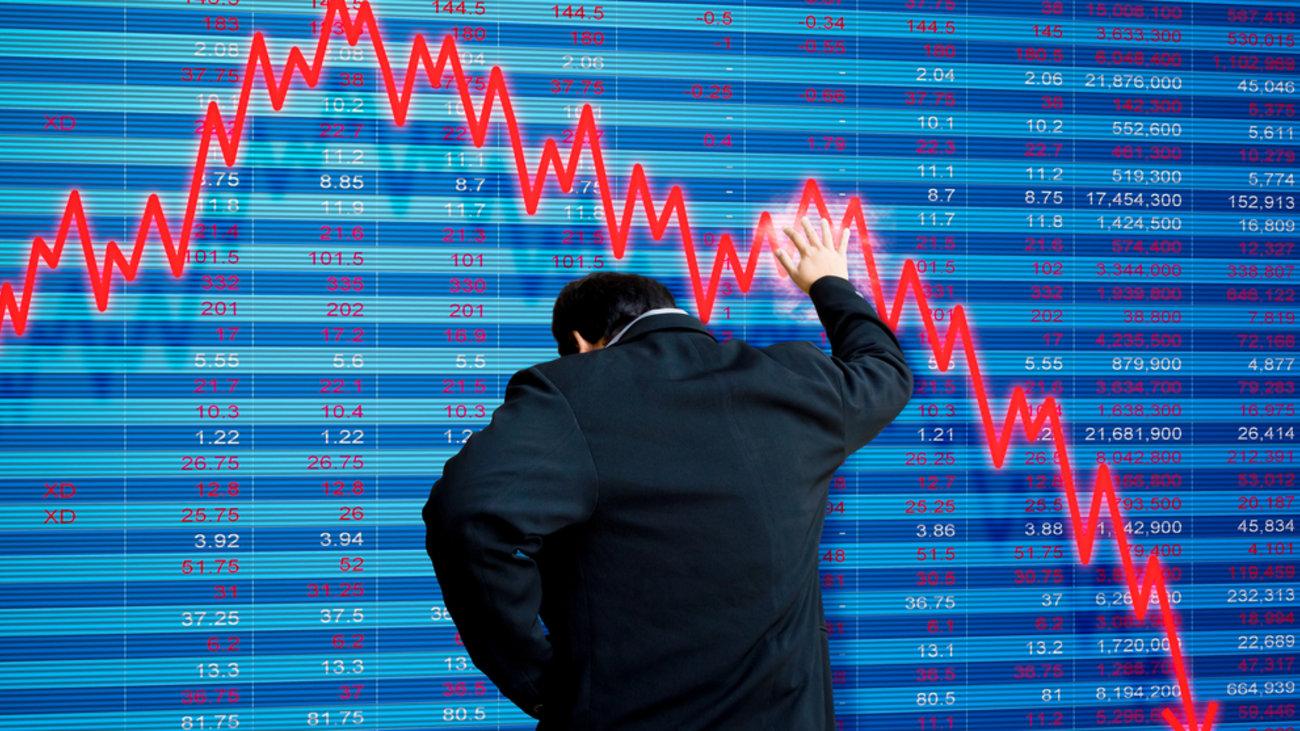 Ελλάδα: Το «κραχ» στο Χρηματιστήριο και οι αδυναμίες της οικονομίας