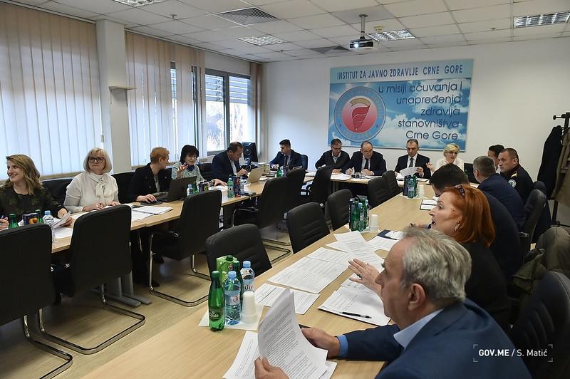 Μαυροβούνιο: Κανένα επιβεβαιωμένο κρούσμα COVID-19 μέχρι στιγμής – Η Κυβέρνηση ανακοίνωσε πακέτο μέτρων