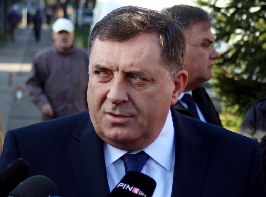 Ο Dodik έστειλε ευχαριστήρια επιστολή στον Κινέζο πρόεδρο Xi Jiping