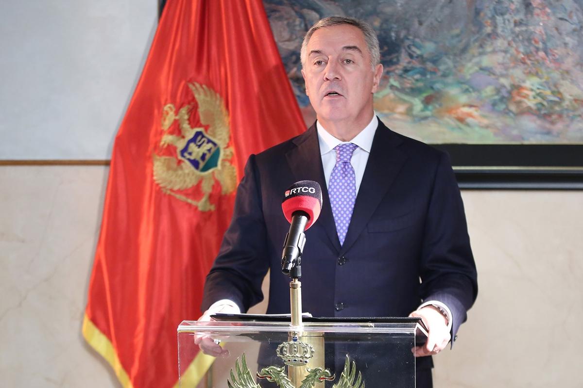 "Đukanović: ""Το κράτος εγγυάται την προστασία και την παροχή βοήθειας σε όλους"""