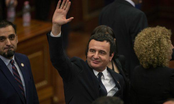 Κοσσυφοπέδιο: Με 67 ψήφους υπερψηφίστηκε η Κυβέρνηση Kurti