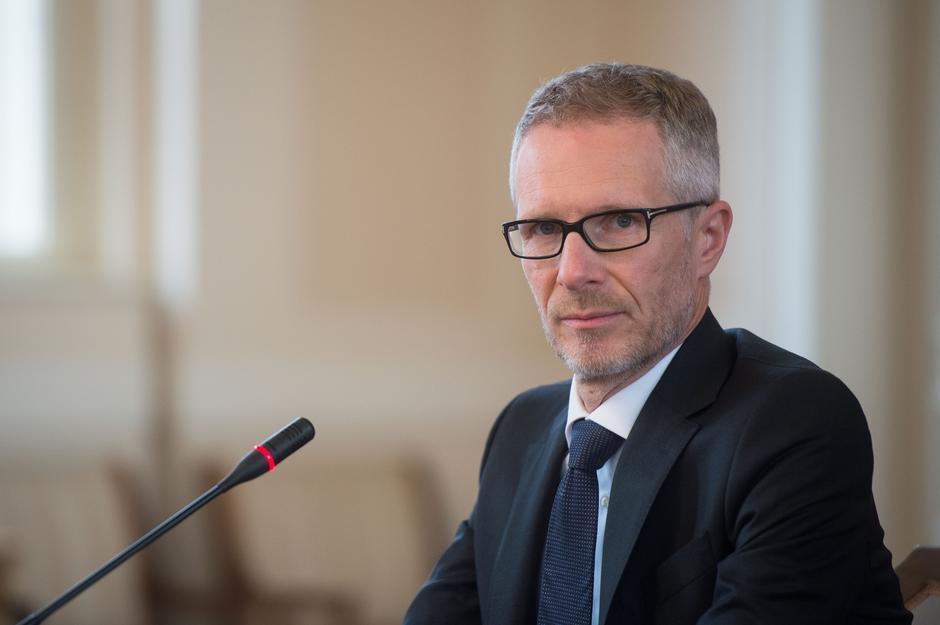 """Σλοβενία: """"Η κρίση του κορωνοϊού θα έχει αντίκτυπο στο τραπεζικό σύστημα"""", λέει ο διοικητής της Banka Slovenije"""
