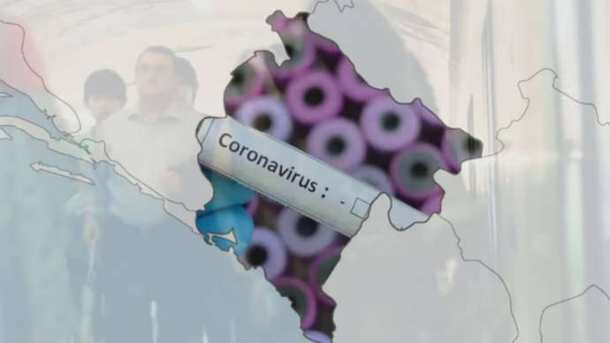 Μαυροβούνιο: Πρώτος θάνατος από κορωνοϊό – Η καθημερινότητα συνεχίζεται