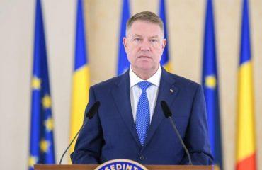Ρουμανία: Έκκληση του Προέδρου για την ψήφιση του νόμου για την καραντίνα
