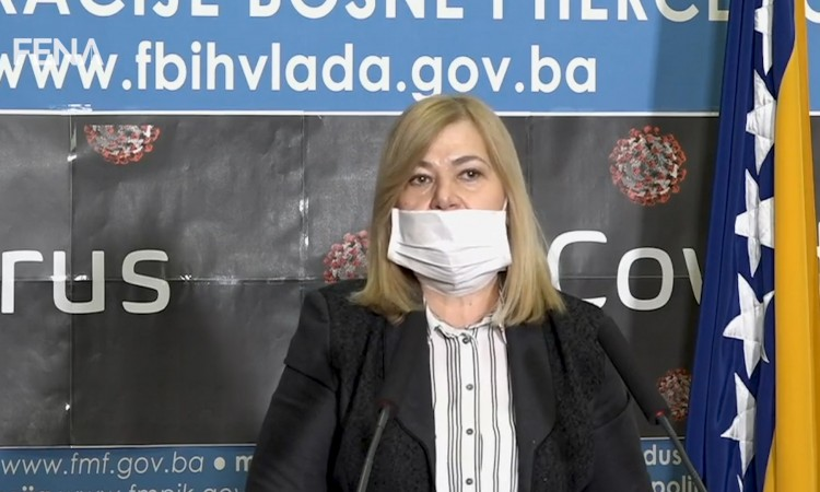 Milićević: «Διεθνείς Οργανισμοί και Πρεσβείες τείνουν χείρα βοηθείας για την απόκτηση του απαραίτητου εξοπλισμού»