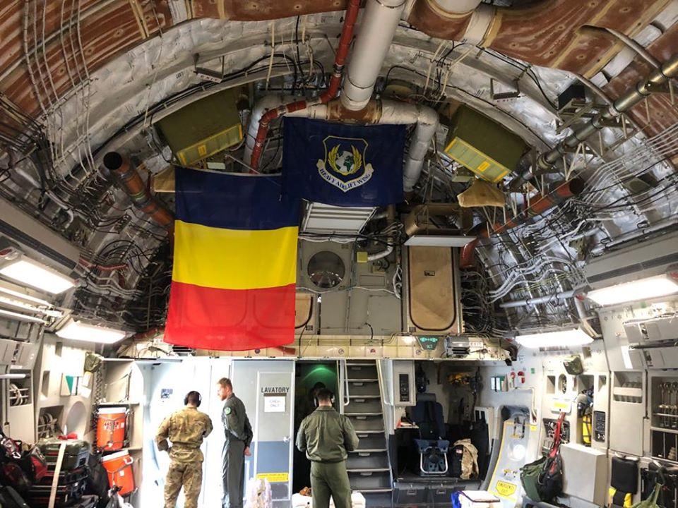 Ρουμανία: Ιατρικός εξοπλισμός 45 τόνων έφτασε από τη Δημοκρατία της Κορέας