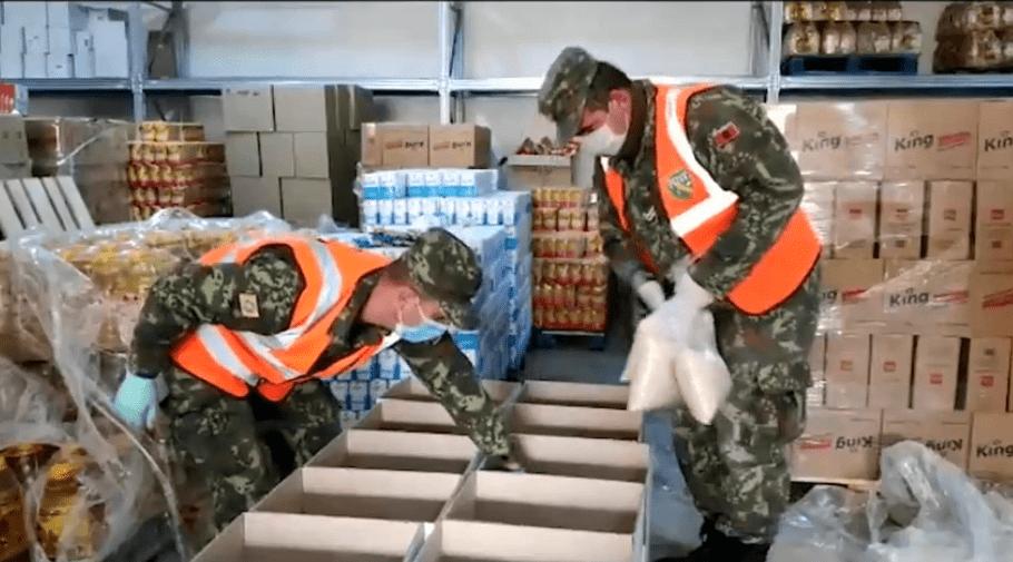 Αλβανία: Συνεχίζονται οι δράσεις για βοήθεια σε όσους έχουν ανάγκη