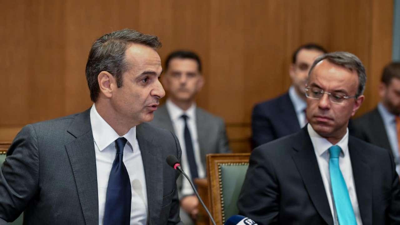 Η κυβέρνηση θα παρουσιάσει σήμερα ολοκληρωμένο πακέτο έκτακτης οικονομικής βοήθειας