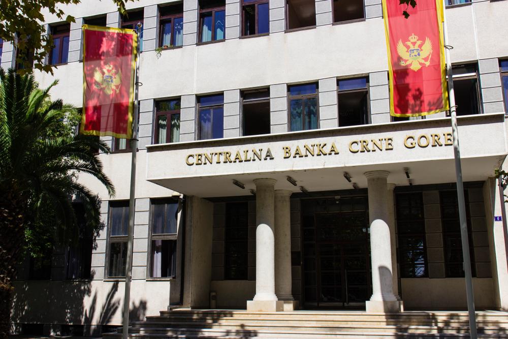 Μαυροβούνιο: Καθαρά κέρδη 4.7 εκ. ευρώ για την Κεντρική Τράπεζα το 2019