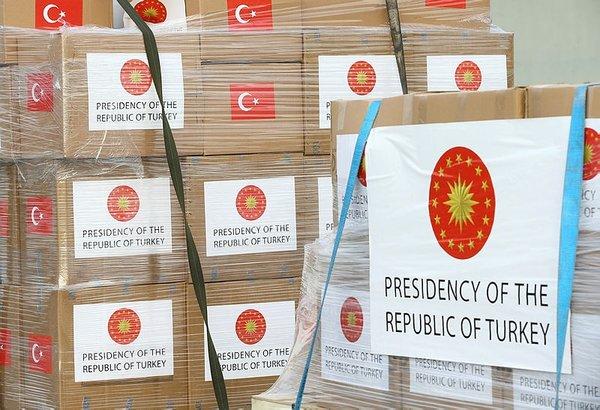 Βόρεια Μακεδονία: Υγειονομικό υλικό στέλνει η Τουρκία