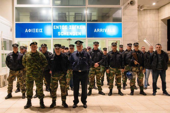 Κύπρος: Ολοκληρώθηκε η αποστολή των αστυνομικών δυνάμεων στον Έβρο