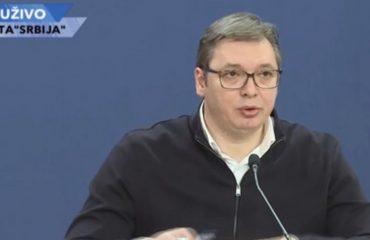 Σερβία: Συνάντηση Vučić με Εκπροσώπους της Εθνικής Συνέλευσης για την ΕΕ το Σάββατο