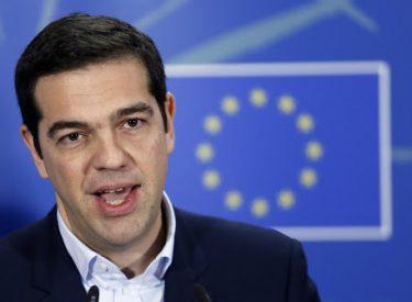 """""""Να επιβάλλετε ευρωομόλογο ακόμα και χωρίς τη Γερμανία"""", καλεί ο Τσίπρας τους Ευρωπαίους ηγέτες"""