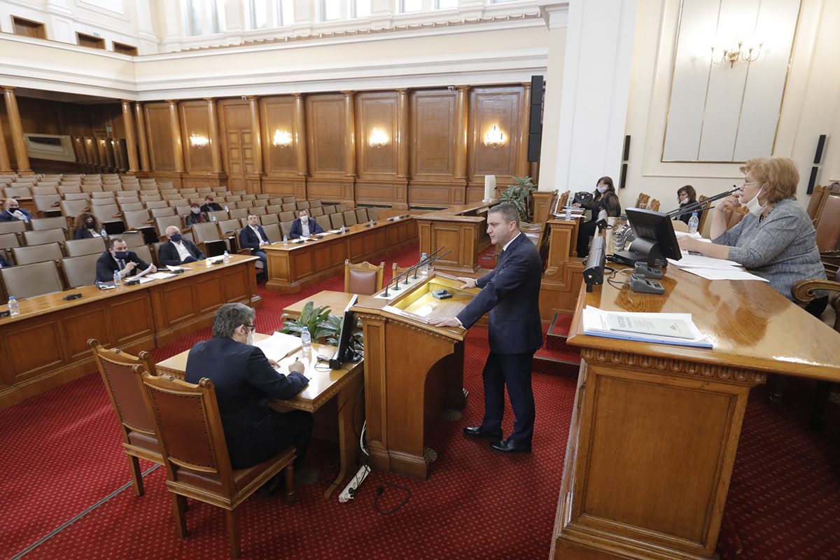 Βουλγαρία: Συνεδριάζει η Εθνοσυνέλευση για προϋπολογισμό και μέτρα