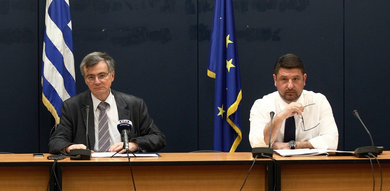 Η Ελλάδα μάχεται τον COVID-19, στοπ στις μαζικές Πασχαλινές εξόδους