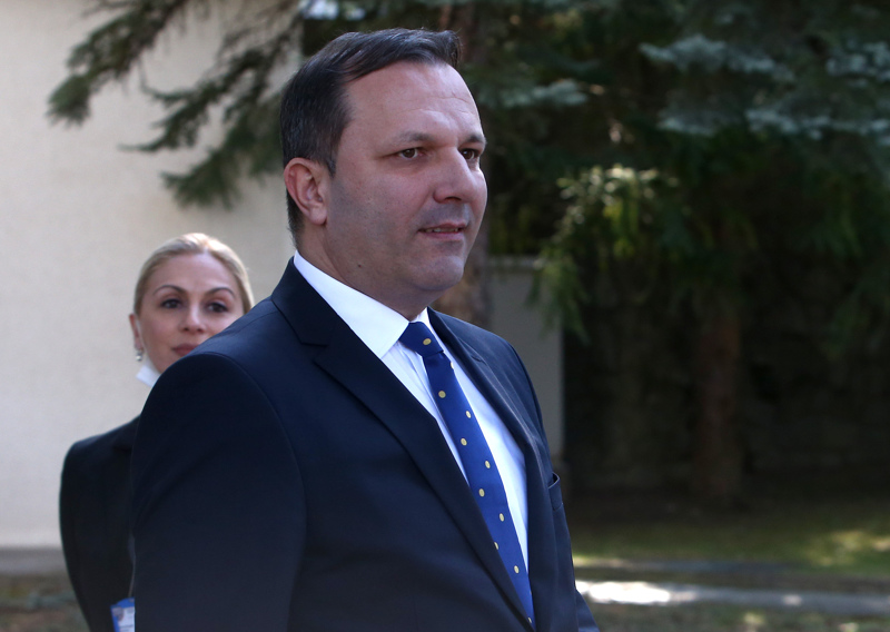 Βόρεια Μακεδονία: Αρνητικός ο Spasovski αλλά σε αυτοαπομόνωση