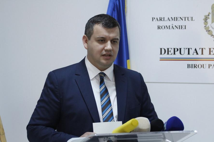Ρουμανία: Τη διάθεση 10% του ΑΕΠ της ΕΕ για την οικονομική στήριξη των χωρών ζητά ο Tomac