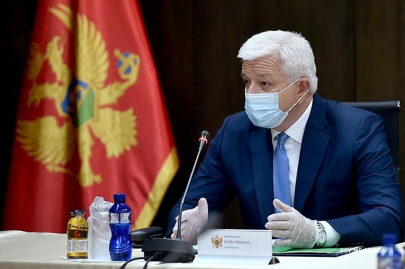 Μαυροβούνιο: Ο Marković παρουσίασε νέο πακέτο μέτρων για την οικονομία