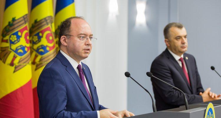 Ρουμανία: Υποστήριξη με ανθρωπιστική βοήθεια στη Δημοκρατία της Μολδαβίας