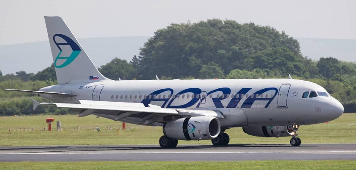 Σλοβενία: Το AOC της Adria Airways τερματίστηκε