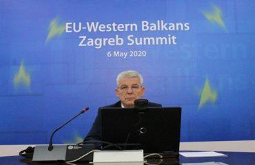 Džaferović: «Η Β-Ε χρειάζεται το καθεστώς της υποψήφιας χώρας»