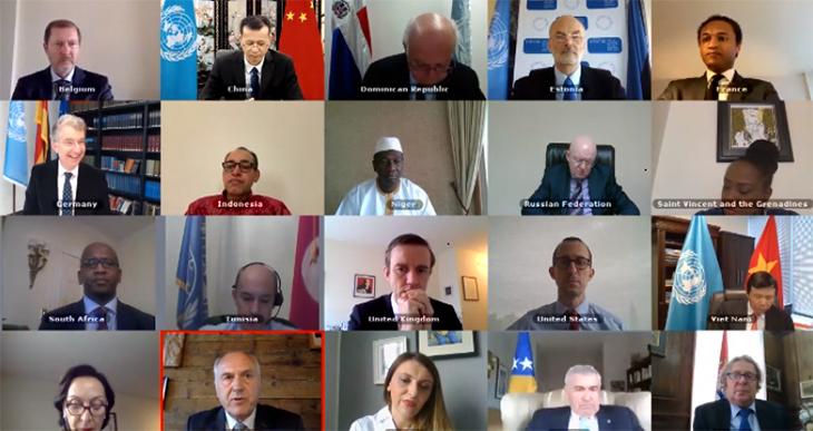 Β-Ε: Ο Inzko κατέθεσε την εξαμηνιαία έκθεσή του στον ΓΓ του ΟΗΕ – επικρίθηκε έντονα από τον Ρώσο πρέσβη