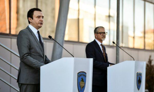 Κοσσυφοπέδιο: Απολογισμό των 100 πρώτων ημερών έκανε ο υπηρεσιακός Πρωθυπουργός Kurti