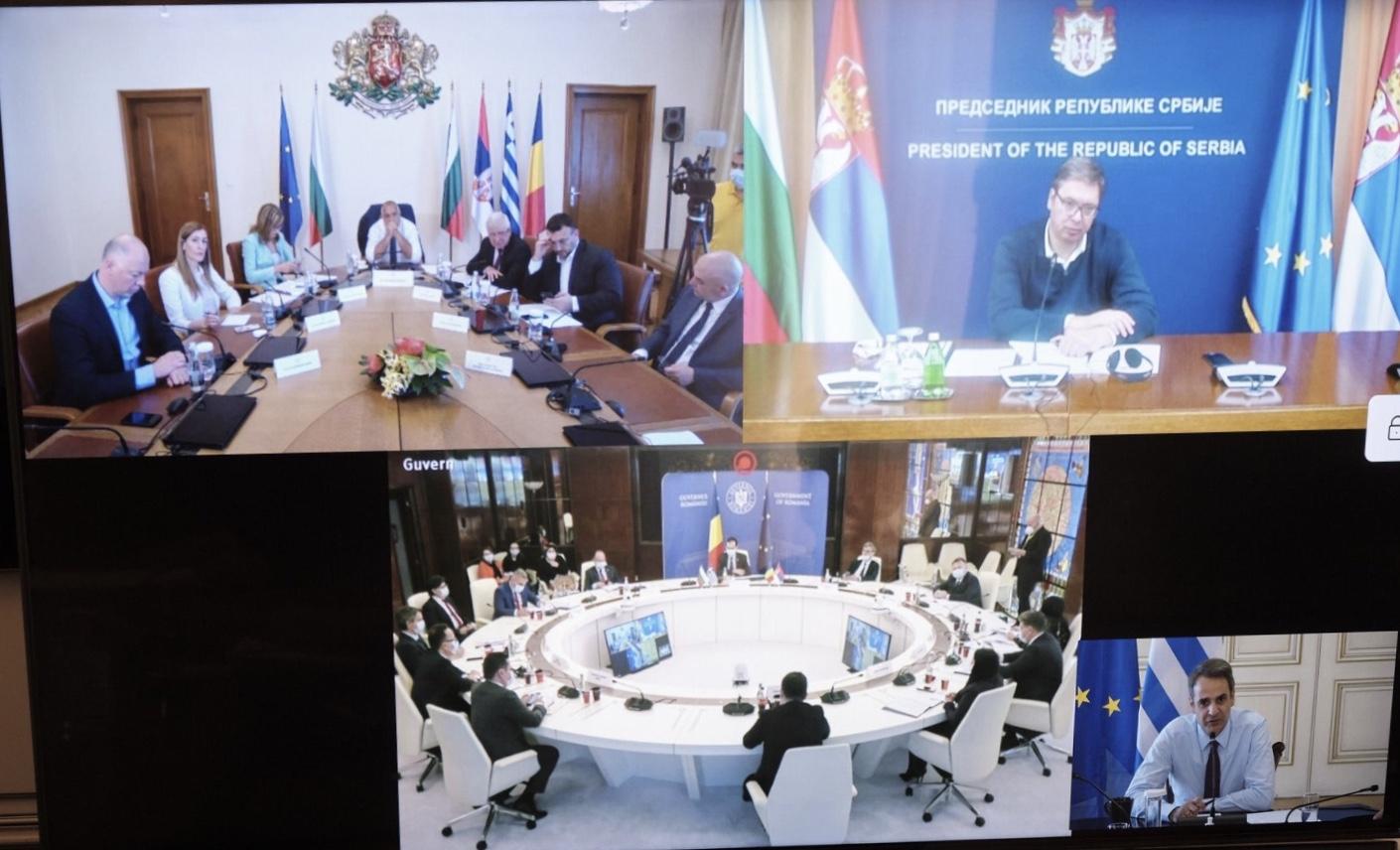 Πρόσκληση απεύθυνε ο Μητσοτάκης στους ηγέτες Βουλγαρίας, Ρουμανίας και Σερβίας να επισκεφθούν οι πολίτες τους την Ελλάδα
