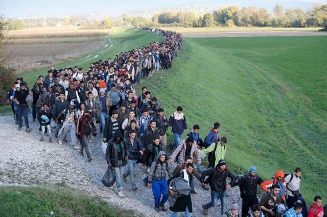 Β-Ε: Οι Αρχές αναμένουν αύξηση της πίεσης των παράνομων μεταναστευτικών ροών στα σύνορα