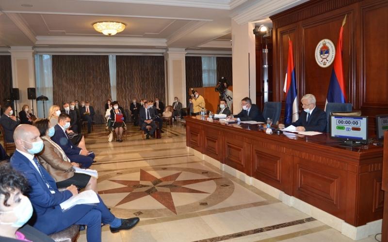 Β-Ε: Κατάργηση της κατάστασης έκτακτης ανάγκης και της απαγόρευσης κυκλοφορίας στη Δημοκρατία Σρπσκα
