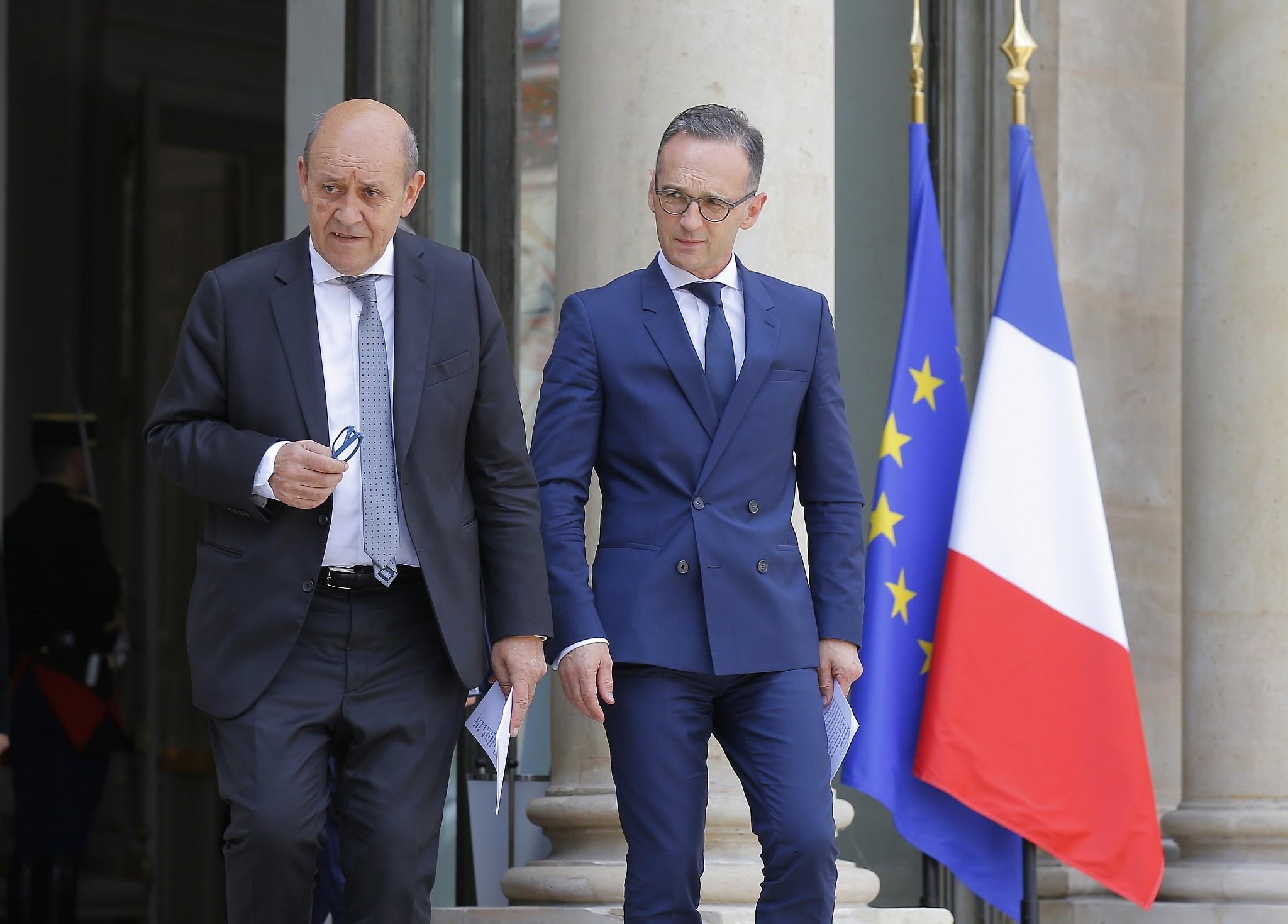 Κοσσυφοπέδιο: Ταχεία επανέναρξη του διαλόγου Πρίστινα-Βελιγραδίου επιθυμούν Γαλλία και Γερμανία
