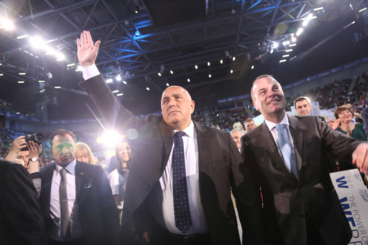 Weber: Η Βουλγαρία θα μπορεί να επωφεληθεί από το Ταμείο Ανασυγκρότησης