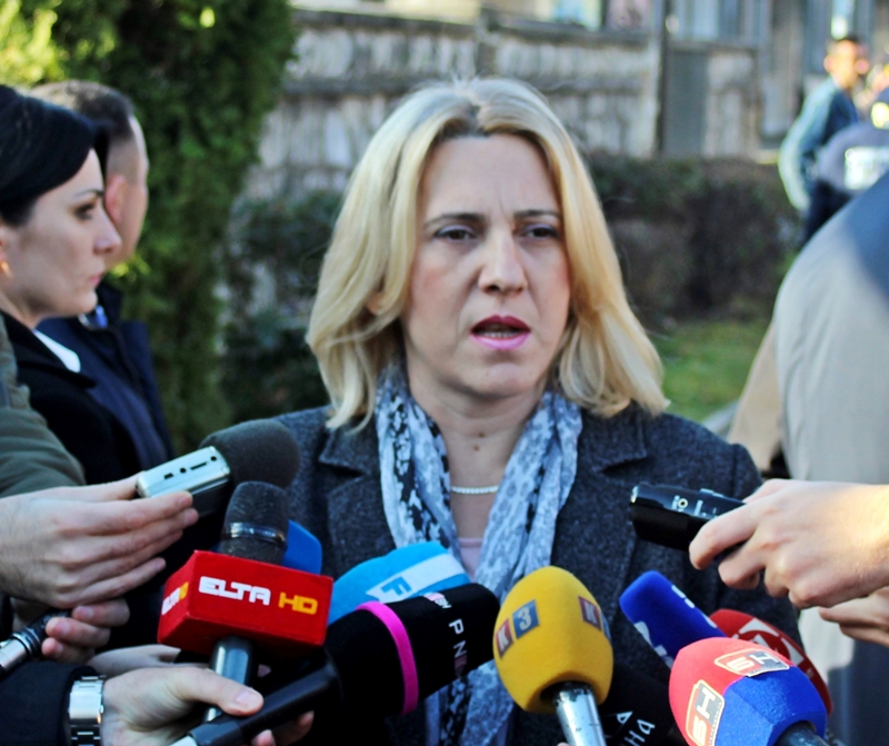 Cvijanović: Η Δημοκρατία Σέρπσκα πρέπει να βρει τον τρόπο να προστατευθεί