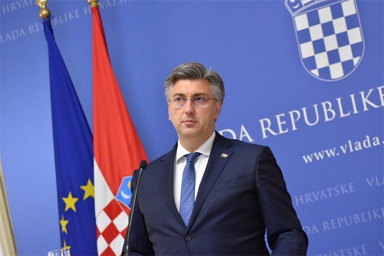 Η Κροατία δηλώνει ικανοποιημένη με το σχέδιο στήριξης της ΕΕ