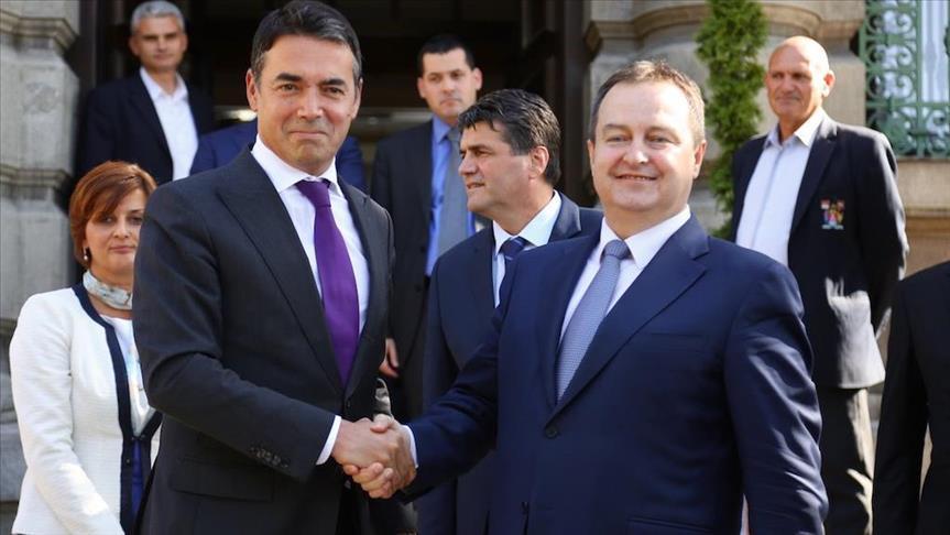 Βόρεια Μακεδονία: Τηλεφωνική επικοινωνία Dimitrov Dacic