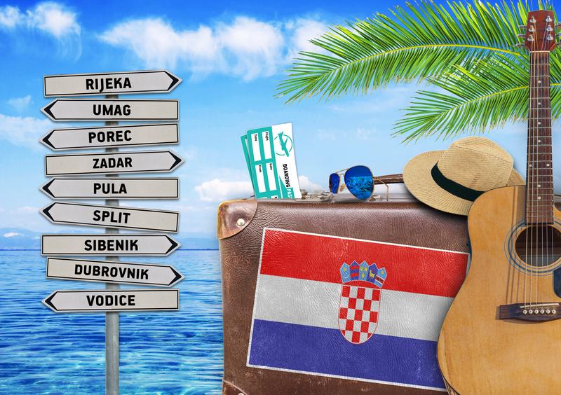 Κροατία: Πτώση τιμών στον τομέα του τουρισμού