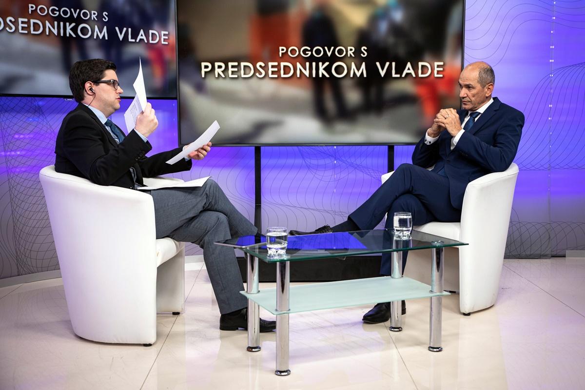 Σλοβενία: Η κυβέρνηση προσέφερε συνεργασία στα κόμματα της αντιπολίτευσης, λέει ο Janša